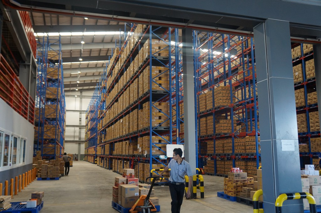 Warehousing & Logistics - Myanmar Distribution Company in FMCG